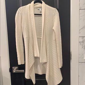 Autumn Cashmere Cardigan Sweater - S